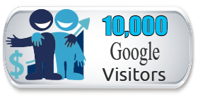 100,000 Keyword Targeted Google Visitors-$15.77