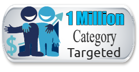 1 Million Targeted