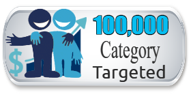100,000 Targeted